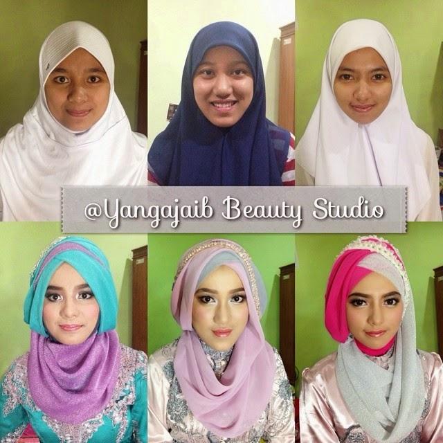 Ini Vindy Yang Ajaib 4 Gaya Hijab Dan Makeup Untuk | Review Ebooks