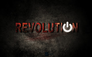 Revolution Tv Series Logo HD Wallpaper
