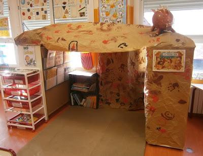 La clase de miren mis experiencias en el aula nuevo for Muebles africa