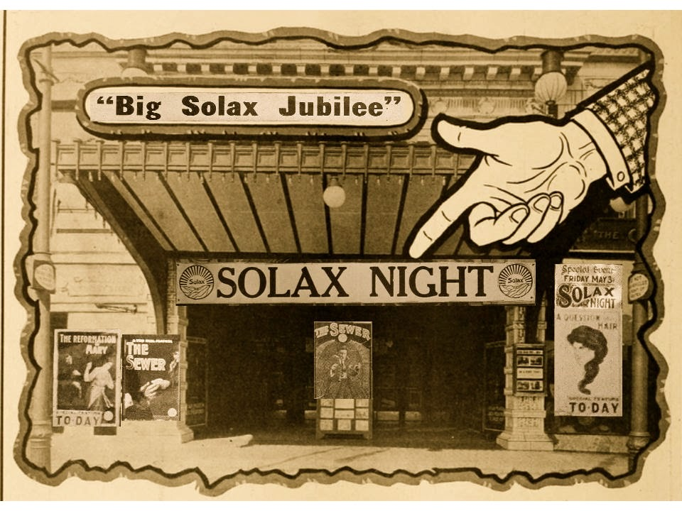 Alice Guy Solax Night Cannes 2018