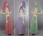 1472B Miss Sandria + Pashmina SOLD OUT