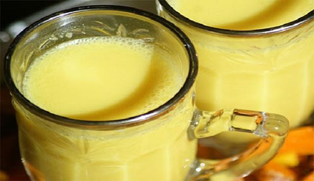 Luar Biasa!! Minuman Kuning Ini Bisa bantu anda Atasi Berbagai Penyakit loh! Yuk Coba Bikin!