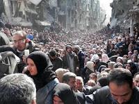 Percaturan Politik Global dalam Konflik Syria