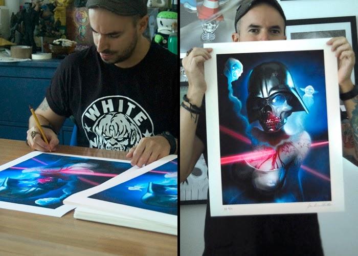 Gianluca Mattia Prints Gianluca Mattia Darthlady