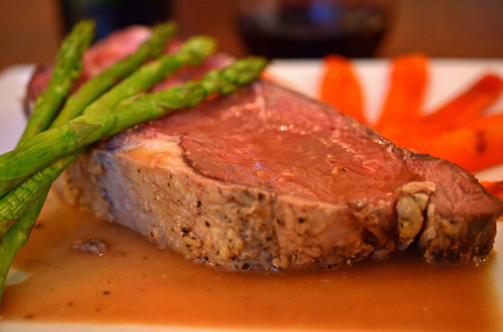 Oven Roasted Prime Rib of Beef