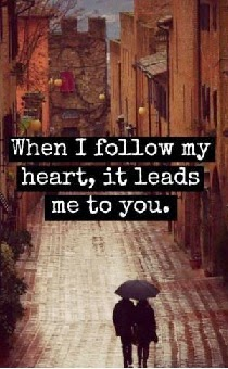 It leads me to you, picture love quotes