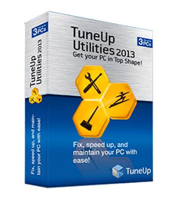 TuneUp Utilities 2013 13.0.2020 With Crack