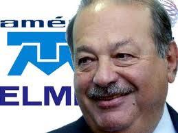Carlos Slim, dueño de Telmex