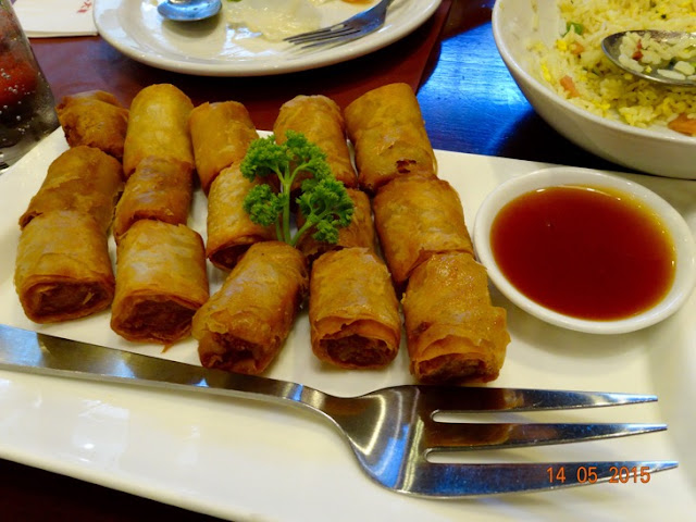 Best Fried Lumpia in Cebu