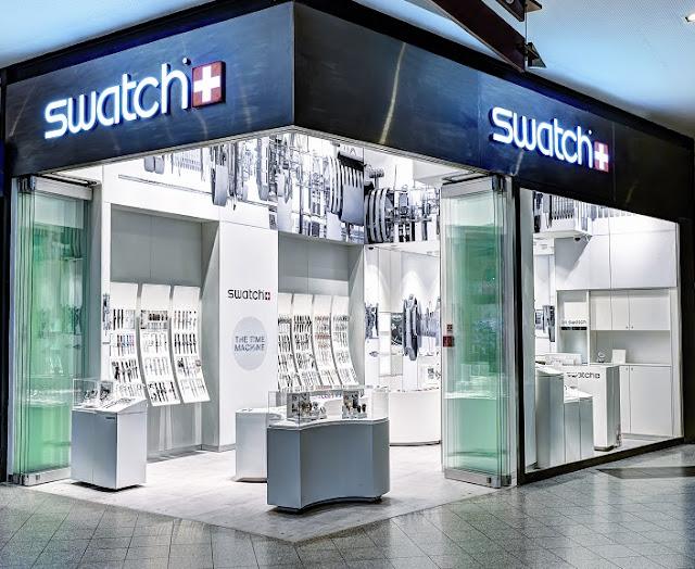 Onde comprar relógios em Lisboa