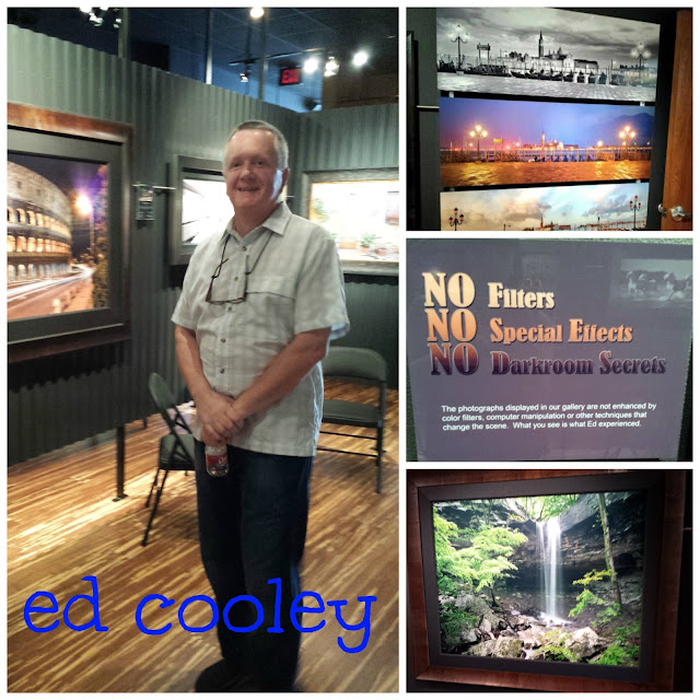 Ed Cooley White River Gallery, Rogers AR