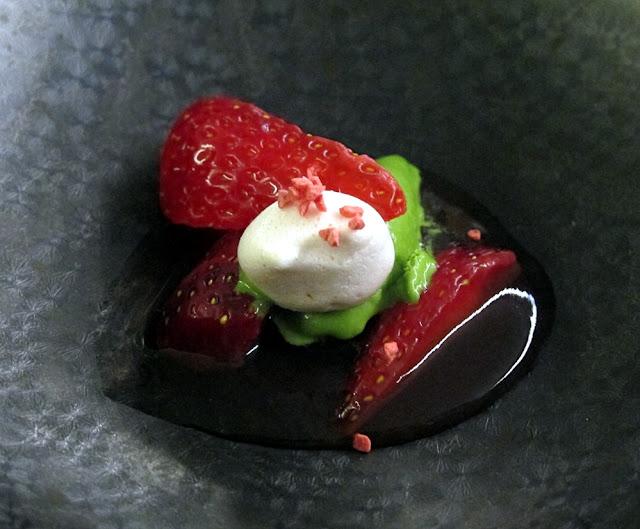 Agapé Substance - Desserts