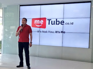 launching metube.co.id