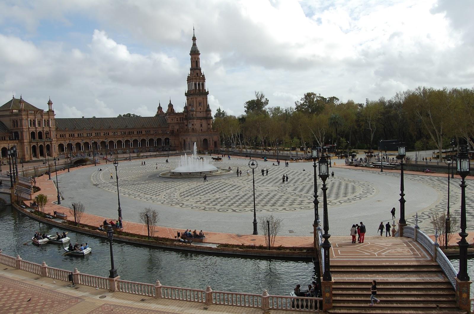 Turismo en espa a sevilla - Tejidos madrid en sevilla ...