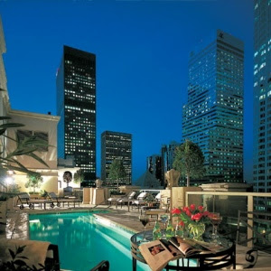 rooftop pools, rooftop patios