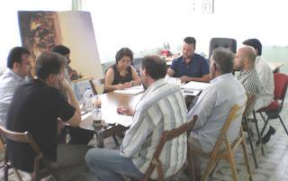 Συνεδρίασε το Σ.Ε.Μ. του Δήμου Θηβαίων για τον Προγραμματισμό των Δράσεων του για το 2013.