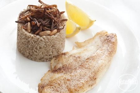 Sayadieh Fish Recipe