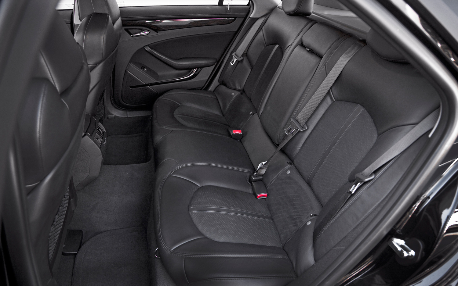 Cadillac Cts V Sport Wagon Rear Seating