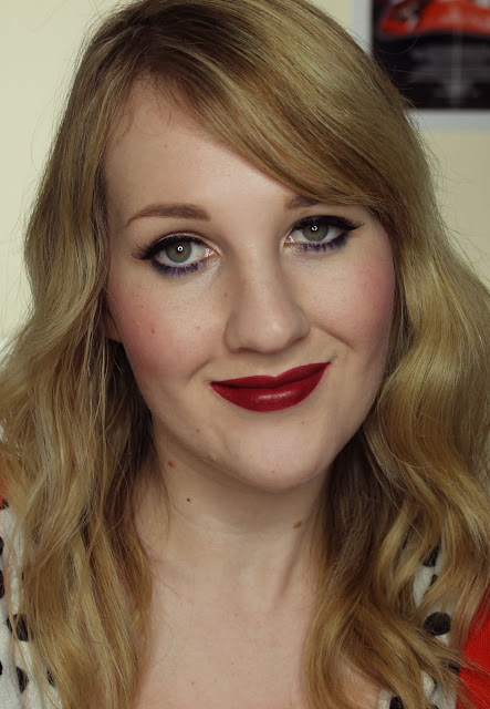 MAC The Matte Lip 2015 - Studded Kiss Lipstick Swatches & Review
