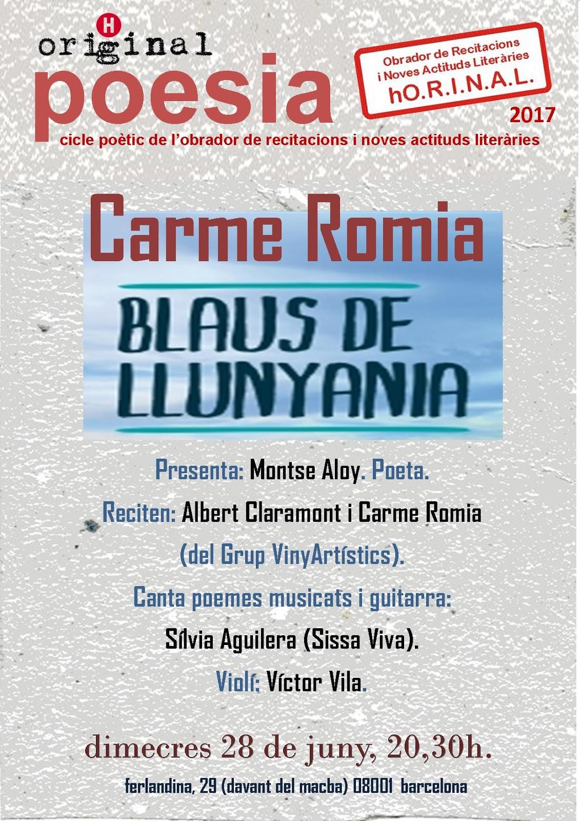 Blaus a Barcelona