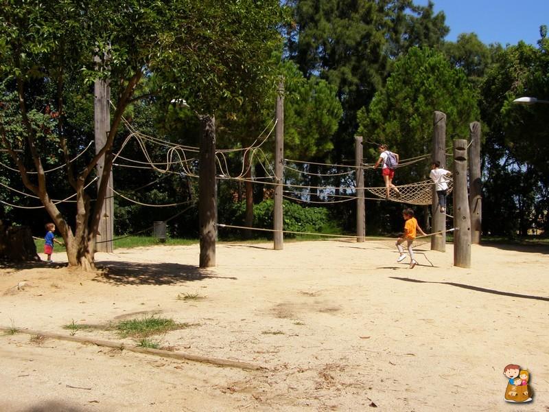 Barcelona con ni os montju c els jardins del mirador y for Jardines de joan brossa