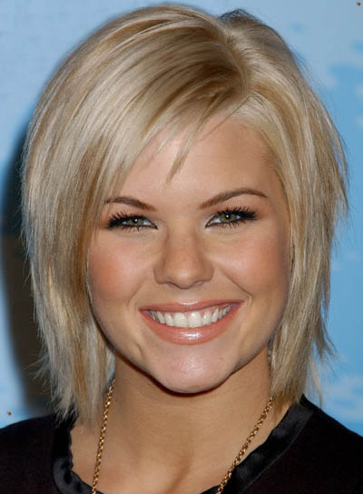 styles for short hair with bangs. long hair styles