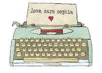 Love, Sara Sophia