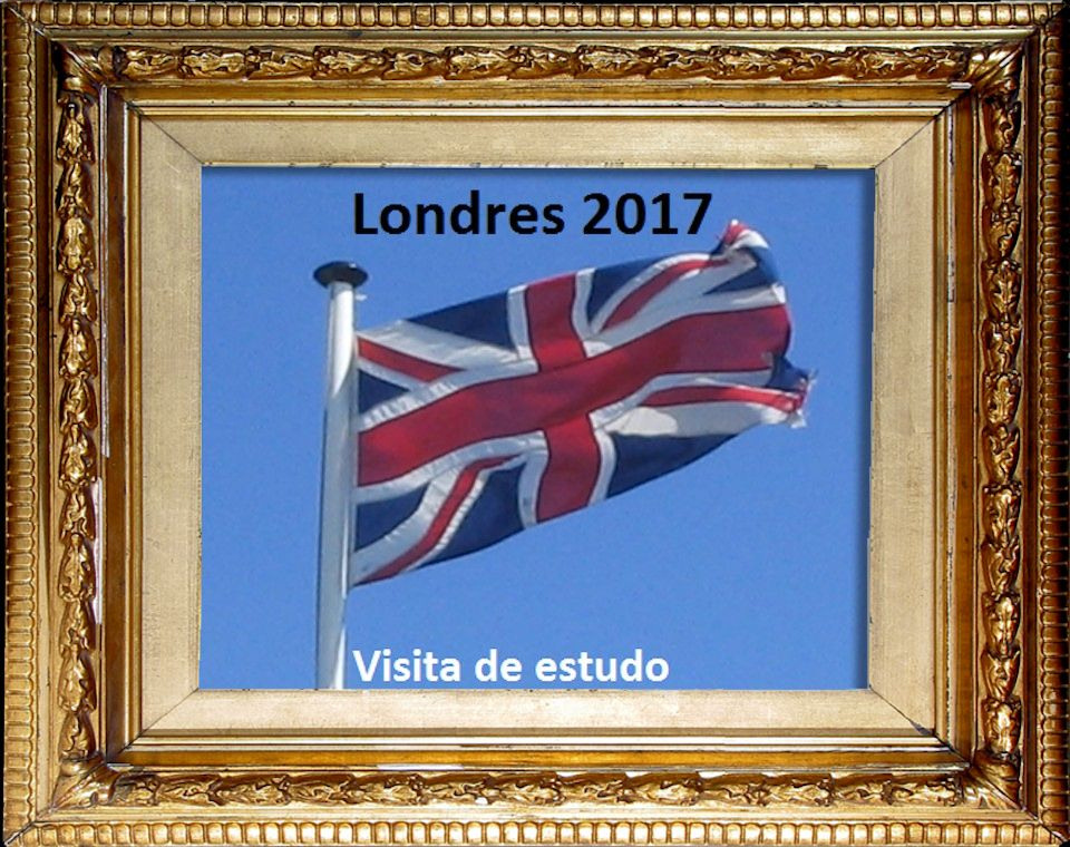 Visita de estudo a Londres