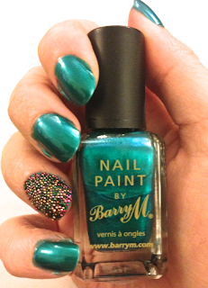 A picture of Barry M's nail paint