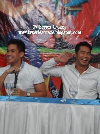 Kapamilya hunk actors Zanjoe Marudo and Carlo Romero portray lovers in
