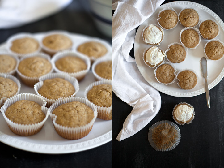Michelle K. Martin: Spiced Parsnip Cupcakes