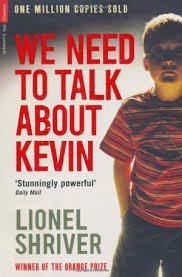 Book cover of We Need To Talk About Kevin by Lionel Shriver