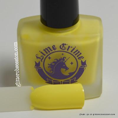 Lime Crime Crema de Limon