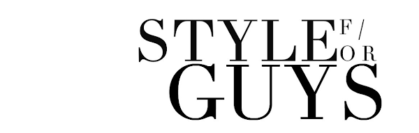 Style For Guys