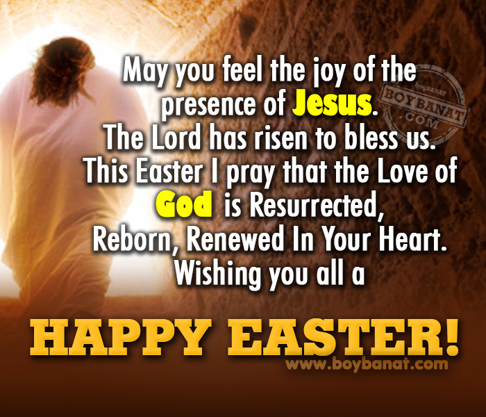 You may also check out this Happy Easter quotes video