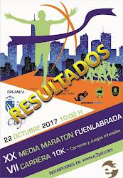 XX MEDIA MARATON Y VII 10K DE FUENLABRADA