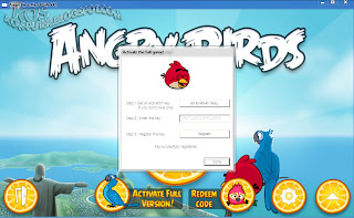 angry birds rio activation key crack