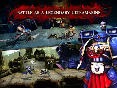 DOWNLOAD Warhammer 40000 Carnage APK ANDROID