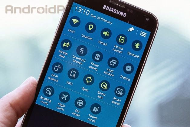 Como transformar o seu Galaxy S4 no S5; Você precisará de um Galaxy S4 rooteado e rodando com Android 4.4.2, além de alguns downloads