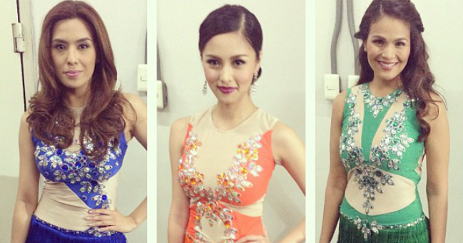 Fashion Pulis Who Wore It Best Nikki Gil Vs Kim Chiu Vs Iza Calzado