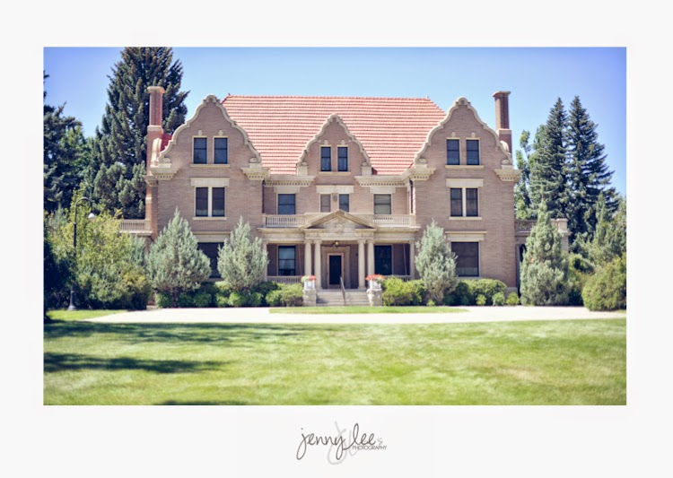 Kendrick Mansion in Sheridan, Wyoming