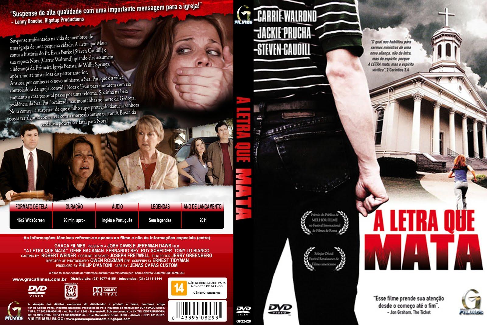FILMES ONLINE: A LETRA QUE MATA