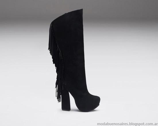 Micheluzzi invierno 2013 moda zapatos