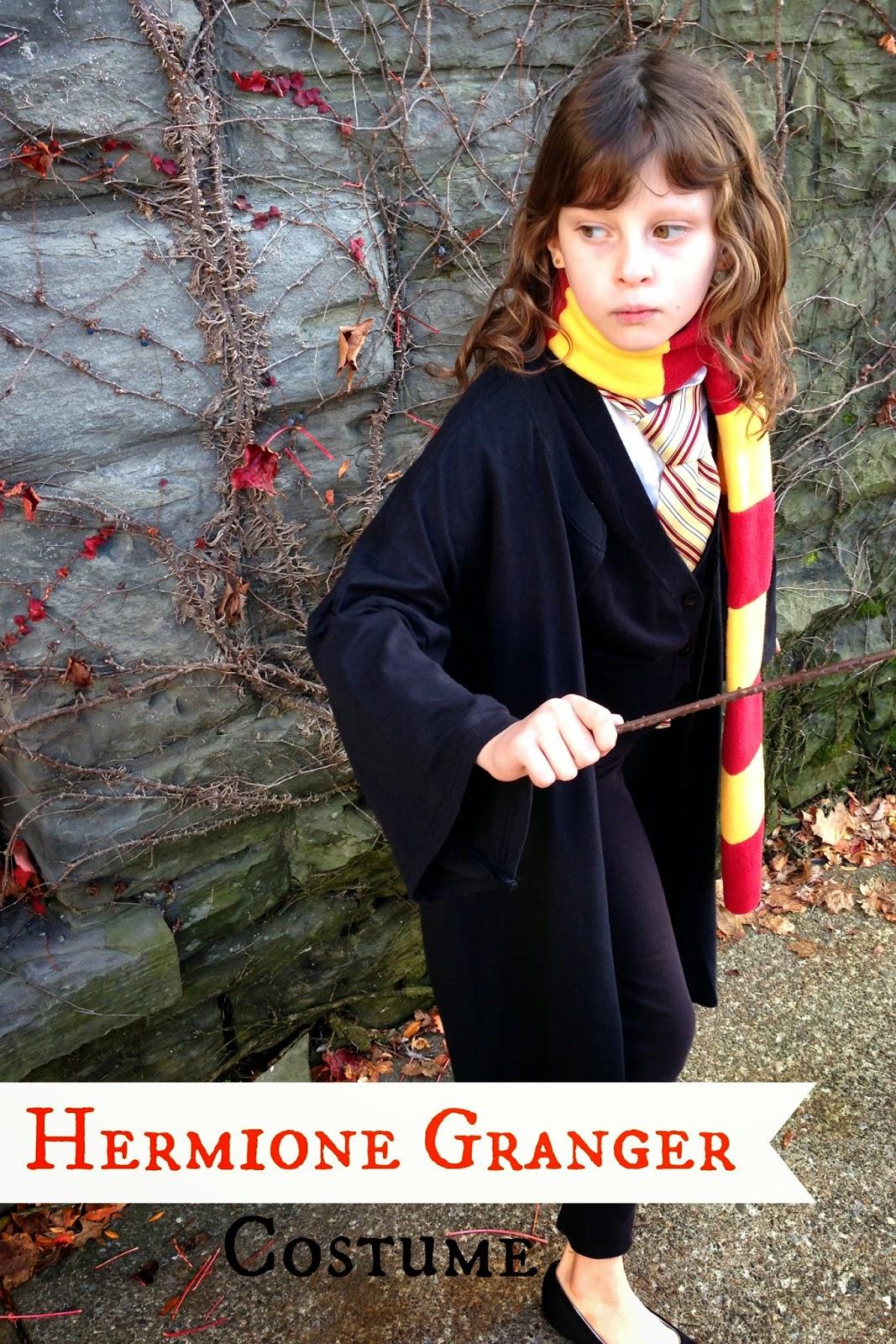 Family Harry Potter Halloween Costumes