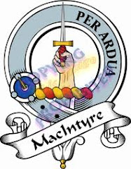 CLAN MAC INTYRE, MY HERITAGE