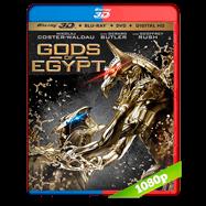 Dioses de Egipto (2016) 3D SBS 1080p Audio Dual Latino-Ingles