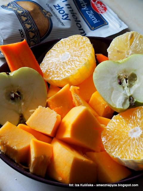 sok słoneczny , dynia , cytrusy , marchewka , len złoty mielony , napoje , samo zdrowie , witaminy , do picia , coś pysznego , domowe jedzenie , sokowirówka , najsmaczniejsze dania ,