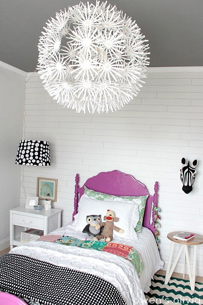 Bright, fun decor plan at my3monsters.com