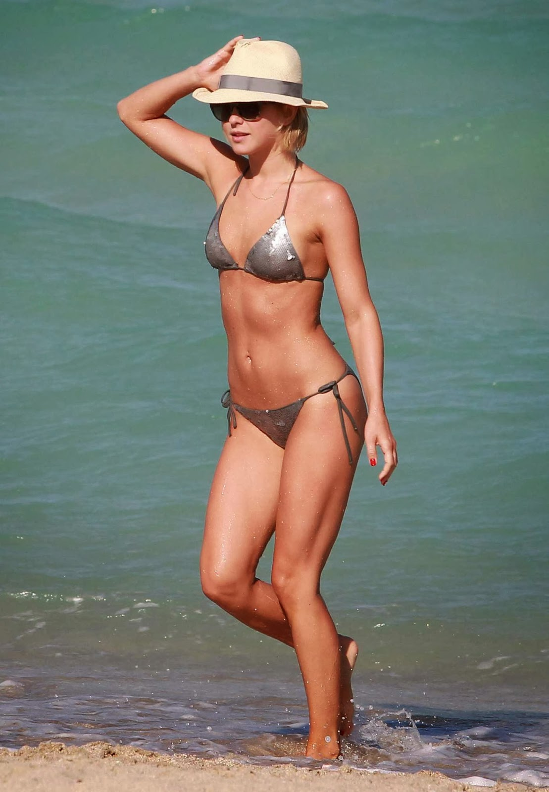 Agree, Julianne hough miami bikini
