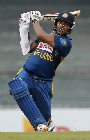 Kumar Sangakkara's career-best 169 proved to be too costly for South Africa